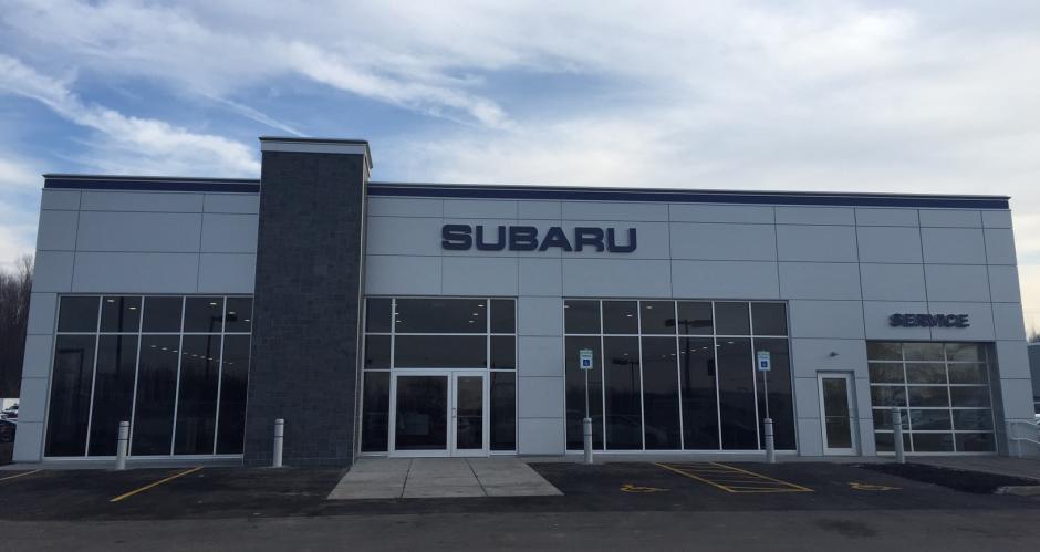 West Herr Subaru >> West Herr Subaru Architectural Building Products