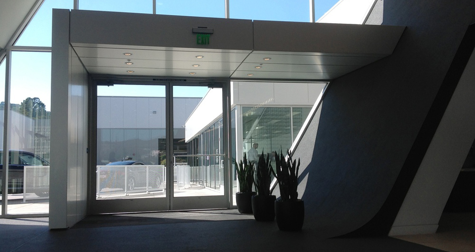 Audi Marin Architectural Building Products